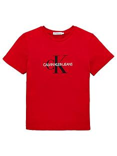 calvin-klein-jeans-boys-monogram-logo-short-sleeve-t-shirt-red