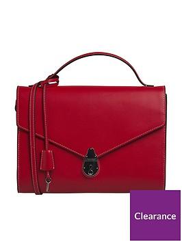 calvin-klein-lock-cross-body-bag-red