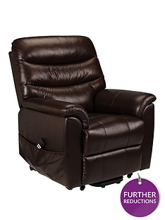 julian-bowen-pullman-real-leatherfaux-leather-dual-motor-rise-and-recline-chair