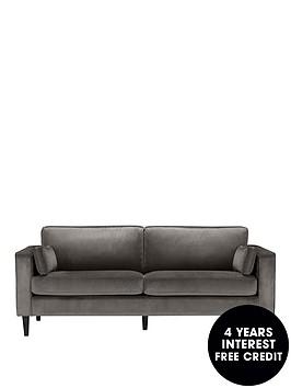 julian-bowen-hayward-3-seater-fabric-sofa