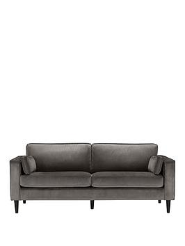 Julian Bowen Julian Bowen Hayward 3 Seater Fabric Sofa Picture
