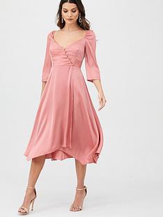 little-mistress-satin-wrap-skirt-midi-dress
