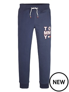 tommy-hilfiger-boys-graphic-logo-jog-pants-navy