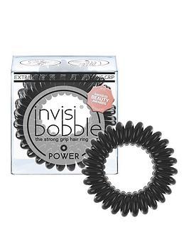 invisibobble-true-black-power-3-pack-hair-ties