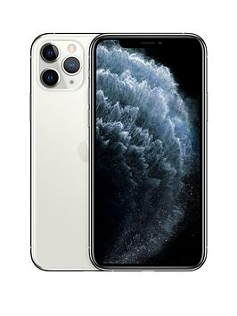 Apple Apple Iphone 11 Pro, 512Gb - Silver Picture