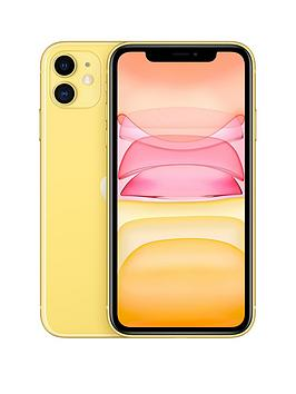 Apple Apple Iphone 11, 64Gb - Yellow Picture