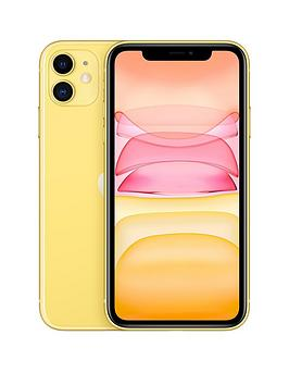Apple Apple Iphone 11, 128Gb - Yellow Picture
