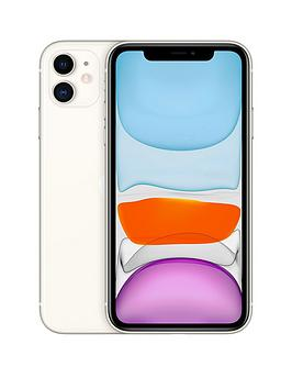 Apple Apple Iphone 11, 256Gb - White Picture