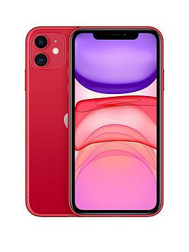 Apple Apple Iphone 11, 256Gb - (Product)Red&Trade; Picture