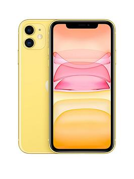 Apple Apple Iphone 11, 256Gb - Yellow Picture