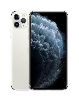 Apple Apple Iphone 11 Pro Max, 256Gb - Silver Picture