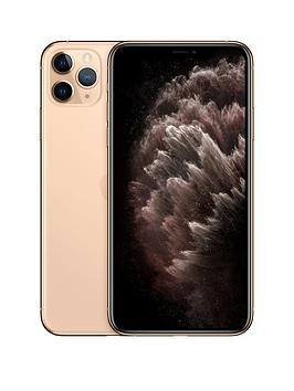 Apple Apple Iphone 11 Pro Max, 256Gb - Gold Picture