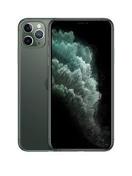 Apple Apple Iphone 11 Pro Max, 256Gb - Midnight Green Picture