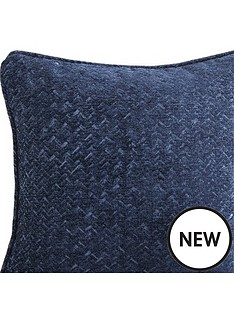 zig-zag-chenille-cushion