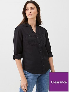 v-by-very-essentialnbsputility-shirt-black