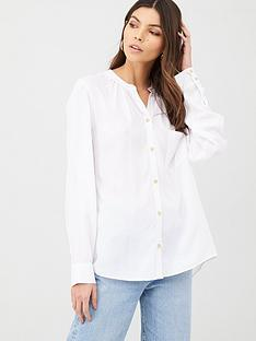 v-by-very-essentialnbsprelaxed-shirt-white