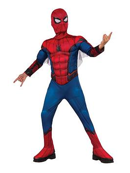 Spiderman Spiderman Homecoming 2 Deluxe Costume Picture