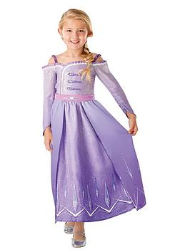 Disney Frozen Disney Frozen Frozen 2 Elsa Prologue Dress Picture