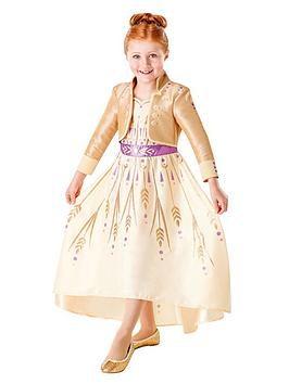 Disney Frozen Disney Frozen Frozen 2 Anna Prologue Dress Picture