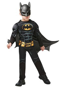 Batman   Deluxe Black  Costume