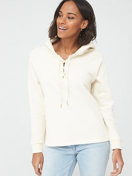 v-by-very-tie-detail-hoodie-white
