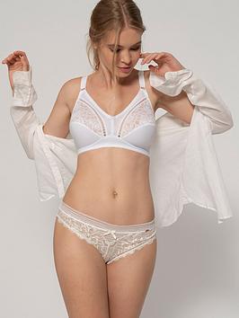 Dorina Dorina Madeline Curves Soft Bra - White Picture