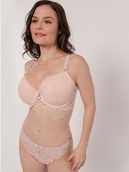 Dorina Dorina Curves Taria T-Shirt Bra - Pink Picture