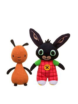 Bing   And Flop Soft Toy Twin Pack