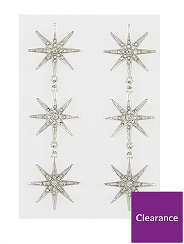 v-by-very-statement-star-earring-silver