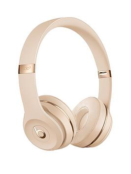 Beats by Dr Dre Beats By Dr Dre Solo 3 Wireless Headphones - The Beats  ... Picture