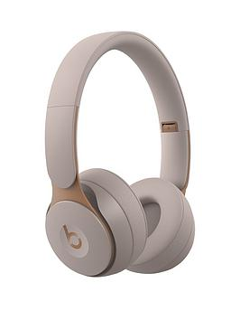 Beats by Dr Dre Beats By Dr Dre Solo Pro - Grey Picture