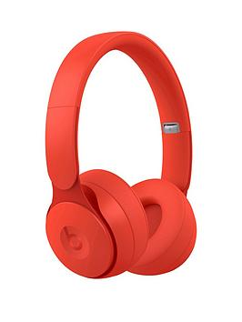 Beats by Dr Dre Beats By Dr Dre Solo Pro - More Matte Collection - Red Picture