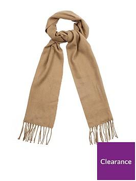 burton-menswear-london-burton-menswear-london-camel-scarf-camel