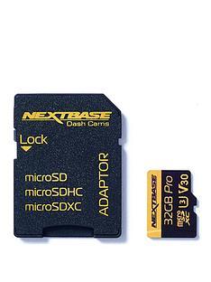 nextbase-micro-sd-32gb-u3