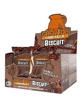 GRENADE Grenade Grenade Carb Killa Double Chocolate Biscuit 50G X 12 Picture