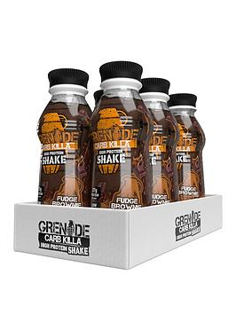 GRENADE Grenade Carb Killa Shake Fudge Brownie 500Ml Picture