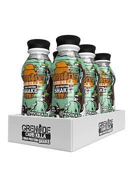 GRENADE Grenade Carb Killa Shake Chocolate Mint 500Ml Picture