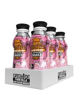 GRENADE Grenade Carb Killa Shake Strawberries & Cream 500Ml Picture