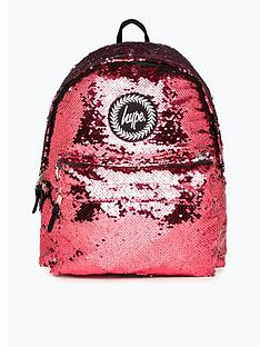 hype-girls-pink-sequin-backpack