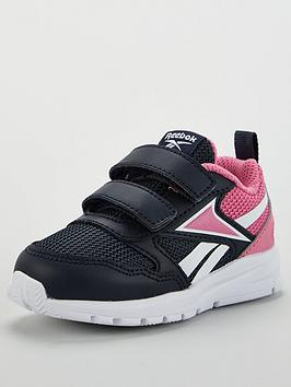 Reebok Reebok Almotio Toddler Trainer - Navy/Pink Picture