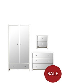 alexis-3-piece-kids-mirror-effect-bedroom-package-2-door-wardrobe-3nbspdrawer-chest-and-bedside-table