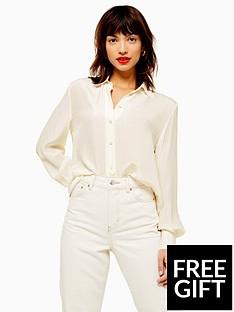 topshop-topshop-silk-shirt-ivory
