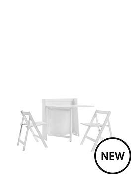 julian-bowen-helsinki-space-saver-dining-table-2-chairs