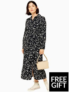 topshop-topshop-maternity-tie-front-midi-dress-monochrome
