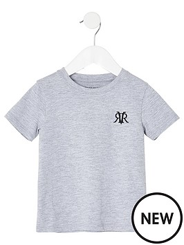 river-island-mini-mini-boys-ri-t-shirt-grey
