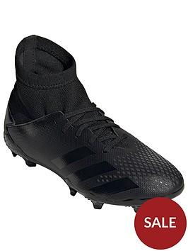 adidas-junior-predator-203-firm-ground-football-boot-black