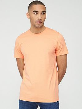 V by Very V By Very Crew T-Shirt - Orange Picture