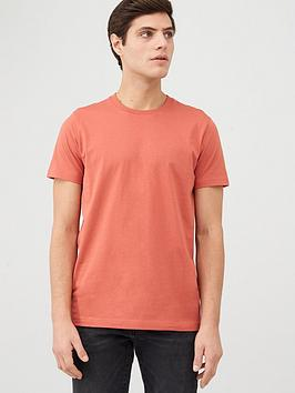 V by Very V By Very Crew T-Shirt - Coral Picture