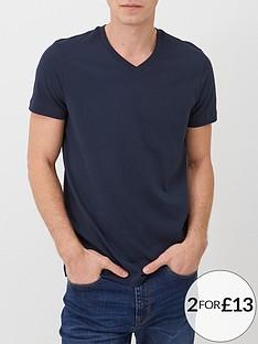v-by-very-essentials-v-neck-t-shirt-navy