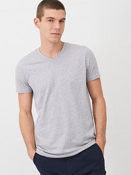 V by Very V By Very V Neck T-Shirt - Grey Picture